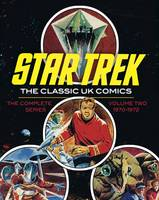 Star Trek: The Classic UK Comics:...