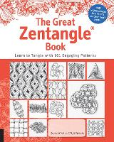 The Great Zentangle Book: Learn to...