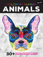 Color by Number: Animals: 30+ Fun &...