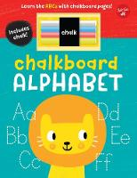 Chalkboard Alphabet: Learn the ABCs...