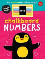 Chalkboard Numbers: Learn numbers ...