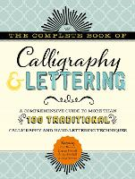 The Complete Book of Calligraphy &...