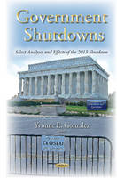 Government Shutdowns: Select Analyses...