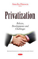 Privatization: Policies, Developments...