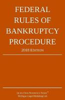 Federal Rules of Bankruptcy ...