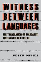 Witness between Languages: The...
