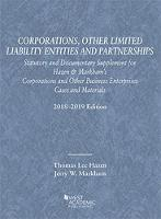 Corporations, Other Limited Liability...