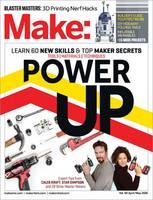 Make: Power Up: Volume 50