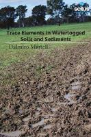 Trace Elements in Waterlogged Soils...