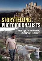 Storytelling for Photojournalists:...