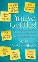 Youave Got This: The 5 Self-Coaching...