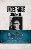 Harry Potter: Wanted Posters Pocket...