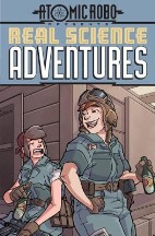 Atomic Robo Presents Real Science...
