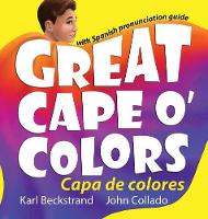 Great Cape O' Colors - Capa de...
