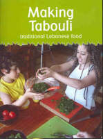Making Tabouli: Traditional Lebanese...