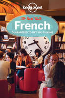 Lonely Planet Fast Talk French phrase...
