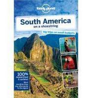 Lonely Planet South America on a...
