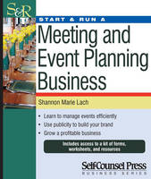 Start & Run a Meeting and Event...