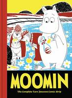 Moomin: The Complete Lars Jansson...