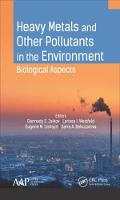 Heavy Metals and Other Pollutants in...