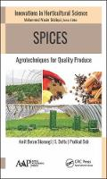 Spices: Agrotechniques for Quality...