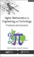 Higher Mathematics for Engineering ...