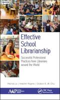 Effective School Librarianship:...