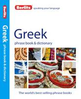 Berlitz: Greek Phrase Book & Dictionary