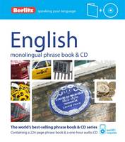 Berlitz Language: English Phrase Book...