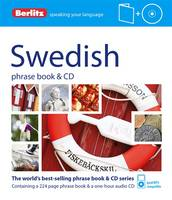 Berlitz Swedish phrasebook & CD