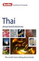 Thai phrase book and dictionary