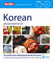 Berlitz Language: Korean Phrase Book ...