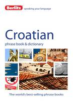 Berlitz Croatian phrase book &...