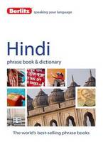 Berlitz Hindi Phrasebook & Dictionary