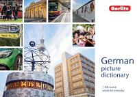 Berlitz picture dictionary German