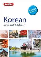 Berlitz Phrase Book & Dictionary Korean
