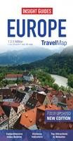 Insight Travel Map: Europe