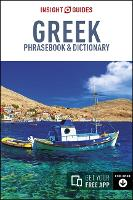 Insight Greek phrasebook & dictionary