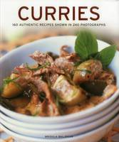 Curries: 160 Authentic Recipes Shown...