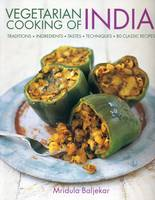 Vegetarian Cooking of India:...