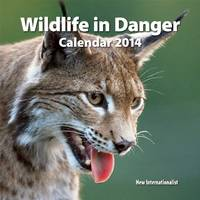 The Wildlife in Danger Calendar 2014