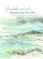 Hebridean Desk Diary 2017
