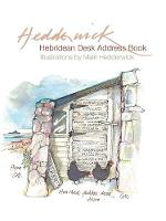 Hebridean Desk Address Book