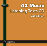 OCR A2 Music Listening Tests CD