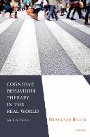 Cognitive Behaviour Therapy in the...