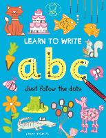 Learn to Write ABC: Just Follow the Dots