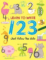 Learn to Write 123: Just Follow the Dots