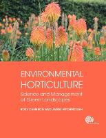 Environmental Horticulture: Science...