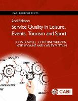 Service Quality in Leisure, Events,...