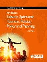 Leisure, Sport and Tourism, Politics,...